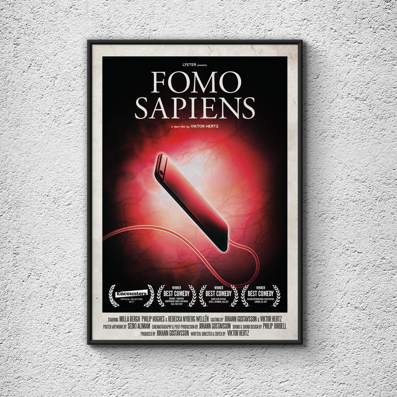 Fomo Sapiens – LYSTER